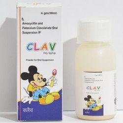 Amoxycillin and Potassium Clavulanate