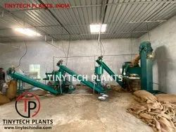 6 TONS AUTOMATIC OIL MILL PLANT
