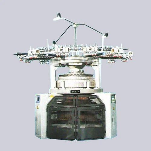 Double Jersey Computerized Jacquard Circular Knitting Machine