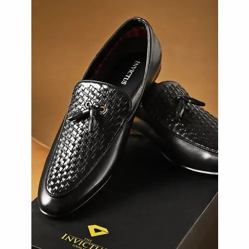 Invictus Formal Mens Loafer Shoes