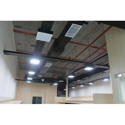 Corporate Office Interior Turnkey Project