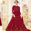 Designer Anarkali Dress Material