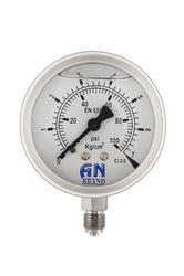 Panel Pressure Gauge