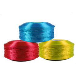 Knack Packaging Blue & Green Multifilament Yarn