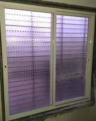 Rectangle Aluminium Window With Net