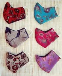 Reusable Cotton Masks, Number of Layers: 3