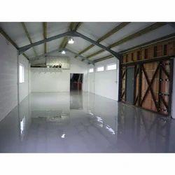 Solvent Based Epoxy Floor Coating