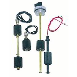 Vertically Guided Magnetic Float Level Switch