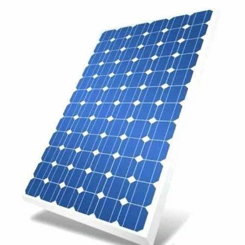 Lubi Utl Mono Crystalline Solar Panel Rs 20 Watt Mahipal Pump Motors Id 22103286248