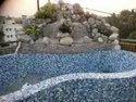 Rock Waterfall Fountain
