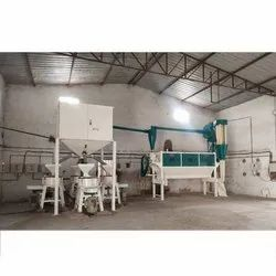30 Ton Industrial Flour Mill Machine
