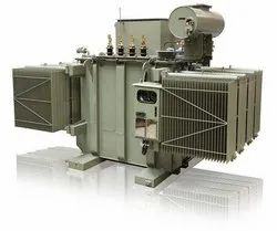 JDS 11-33 Kv Power Distribution Transformer, Capacity: 5 Mva, for Power House,Industrial