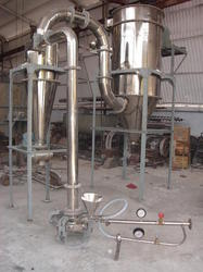 Fluid Energy Mill