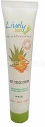 Lively Feet Herbal Heel Crack Cream For Foot