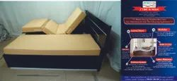 Electric Beds Wooden Automatic Home Care Bed For Resorts, Size/Dimension: 3.5' X 6.5', 45