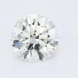 CVD Diamond 1.09ct E SI1 Round Brilliant Cut  HRD Certified Stone