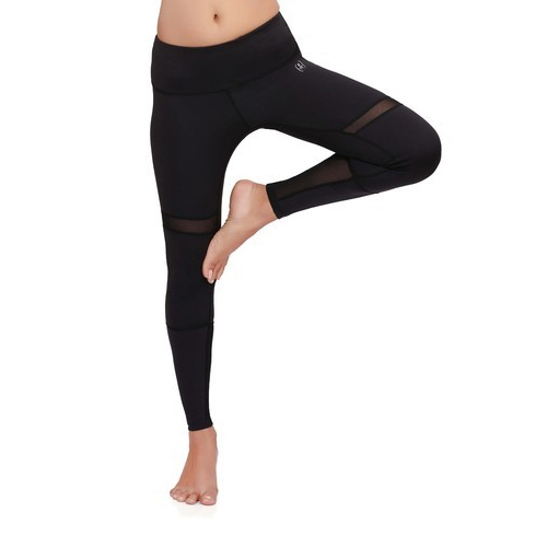f4252ede2d75e Black Lycra-Rib Ladies Designer Legging, Rs 120 /piece, Fashion ...
