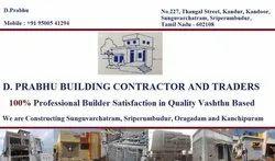 Residential Modular Home Buildings Constructions Service, in Sriperumbudur, Kanchipuram
