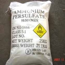 Ammonium Persulphate