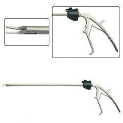 Laparoscopy Clip Applier Single Action