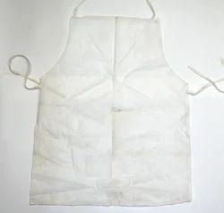 Disposable White  Apron Size 24''36