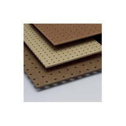 Perforated Hardboard, Thickness: 3 mm