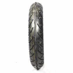 Nylon TVS Scooter Black Tyre
