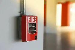 MS Body White Agni Fire Alarm Panel