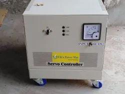 5 To 10 Kw Single Phase Power stabilizer, 170 V To 270 V, 230 V