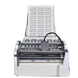 Label/Sticker Half Cutting Machine