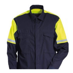 Cotton Unisex Flame Retardant Jackets