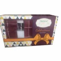 Multicolor 100% Cotton Towel Gift Set