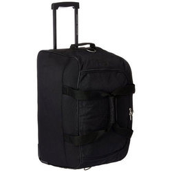 Polyester Plain Luggage Trolley Bag