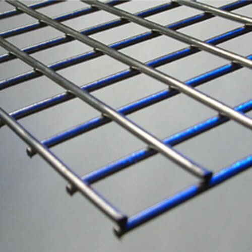 Polished SS Welded Wire Mesh, Packaging Type: Roll, Rs 75 /square feet |  ID: 19986838830