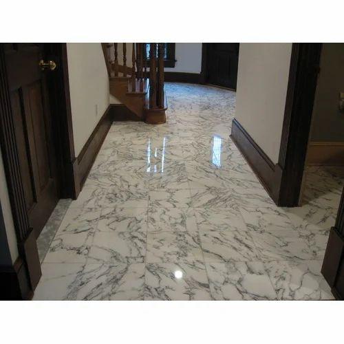 Designer Marble Flooring at Rs 142/square feet | Marble Floorings ...