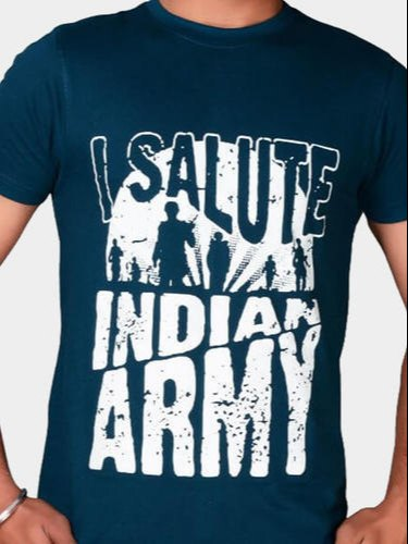 2a67e239 Cotton Men Round Neck Digital Printed T-Shirt, Rs 230 /piece   ID ...
