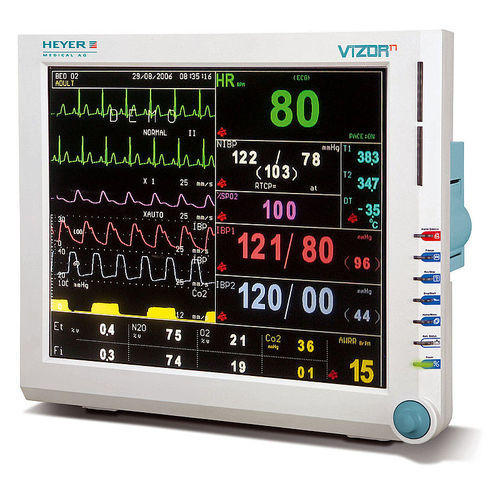 ICU Equipments - Multi Para Patient Monitor Manufacturer from Mumbai