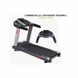 TM-421 Commercial A.C Motorized Treadmill