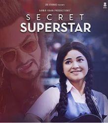 Secret Superstar Movie Booking Service