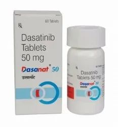 Dasanat 50mg Tablets ( Dasatinib 50mg Tablets ) Natco Pharma Ltd