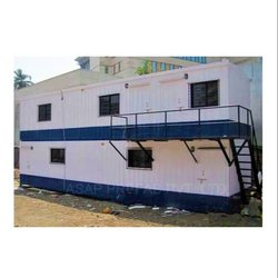 Double Storey Container