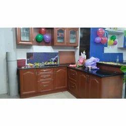 MDF Finished Kitchen