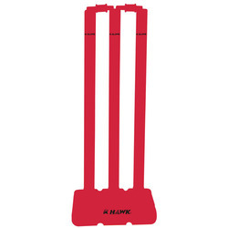 Plastic Stumps Set
