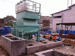 Paper Industry Effluent Treatment Plant