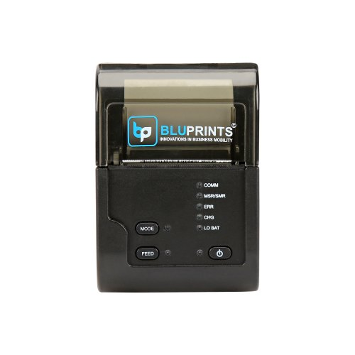 BluPrints Wi-Fi enabled Mobile Thermal Receipt Printer (2 Inch/58MM)