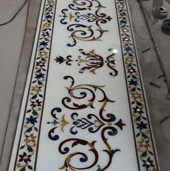 building marble inlay