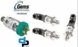 Setra 3100T200PG1G9 Pressure Transmitter 0-200 PSI