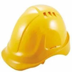 Yellow Safety Hats