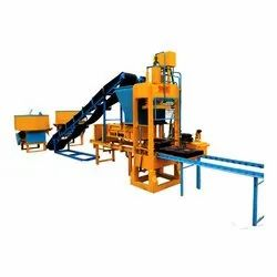 Fully Automatic High Pressure Fly Ash Bricks Making Plant