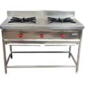 2-Burner-Cooking Range